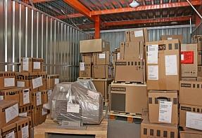 Хранение товара для интернет-магазинов